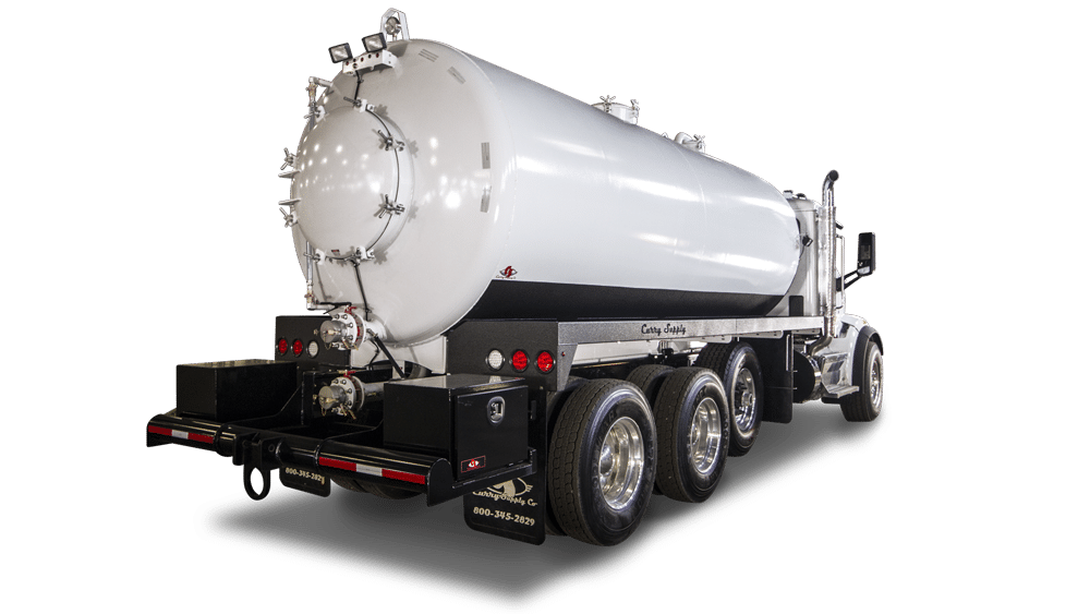 Vacuum Trucks, Curry Supply Company
