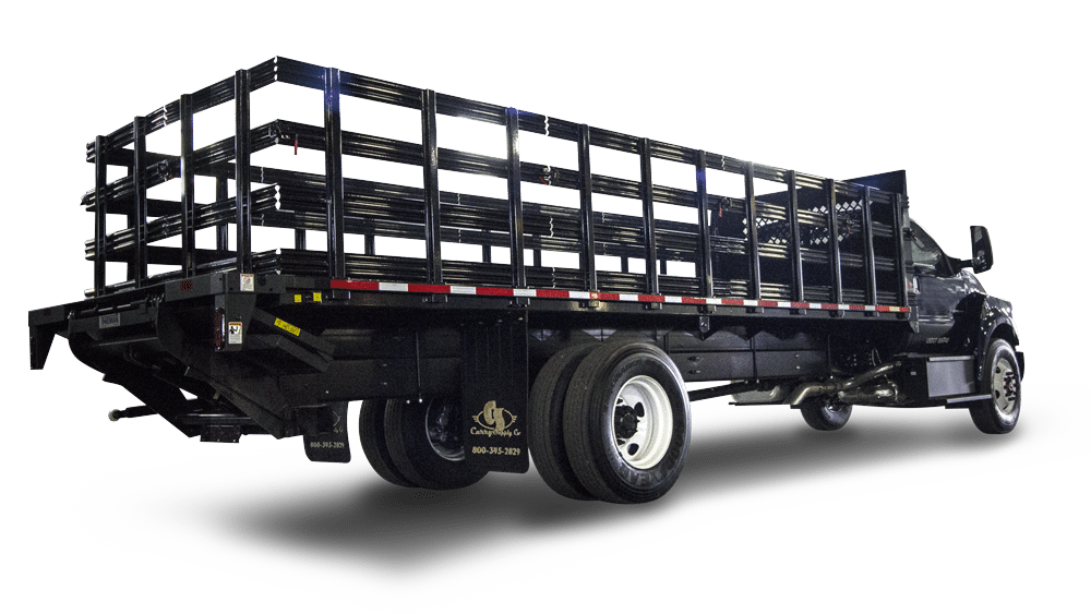 Flatbed Trucks, Curry Supply Company