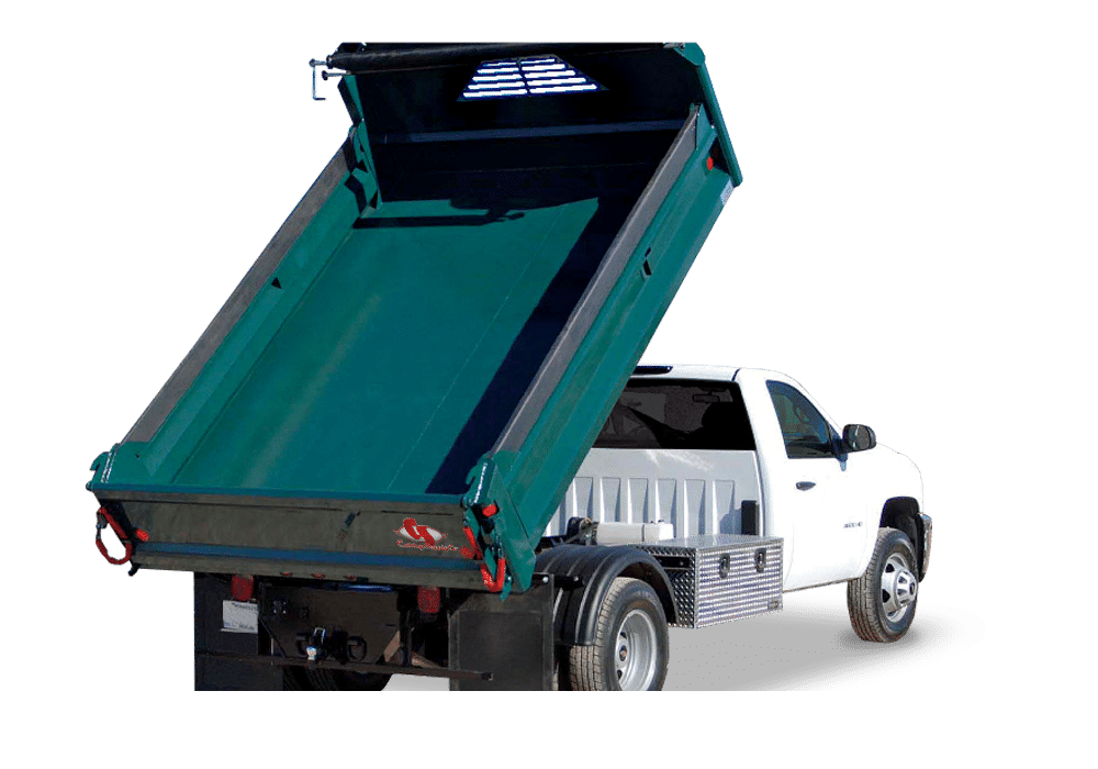 Light Duty Dump Trucks