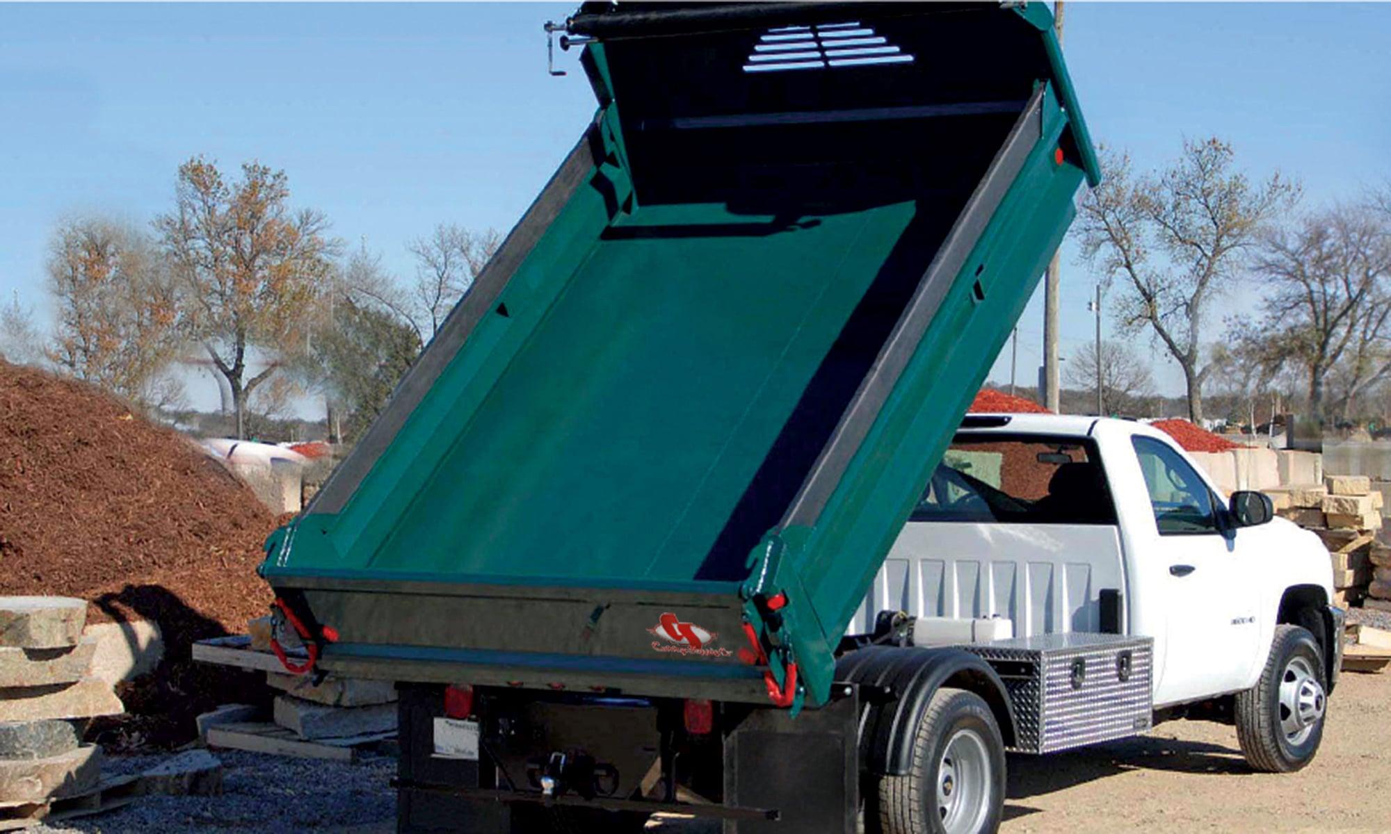 Light Duty Dump Trucks