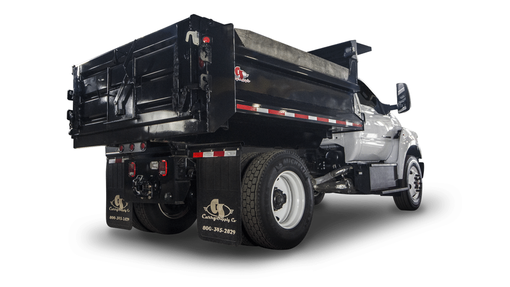 Medium Duty Dump Trucks