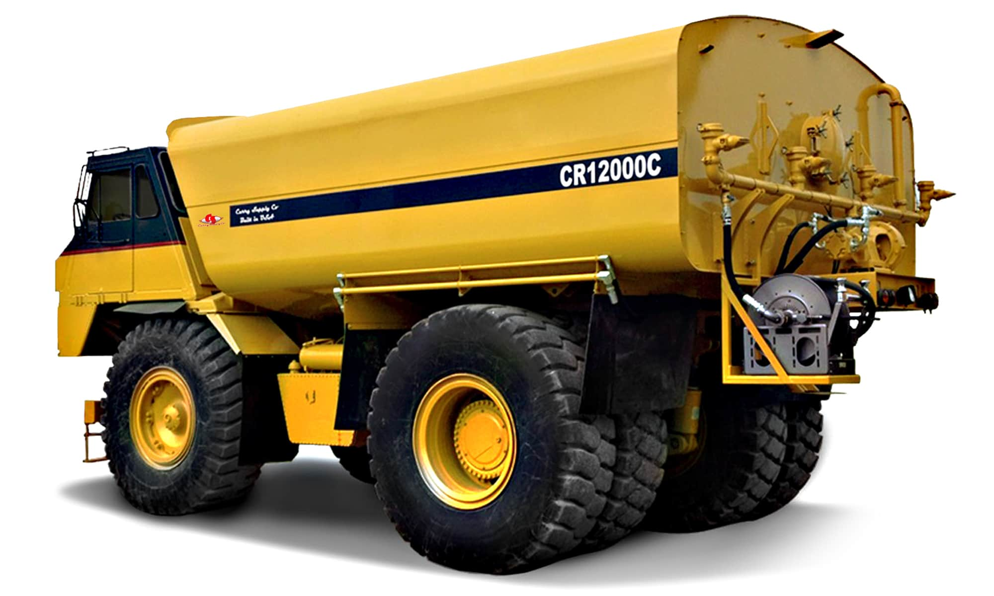 Off-Road Rigid Frame Water Trucks