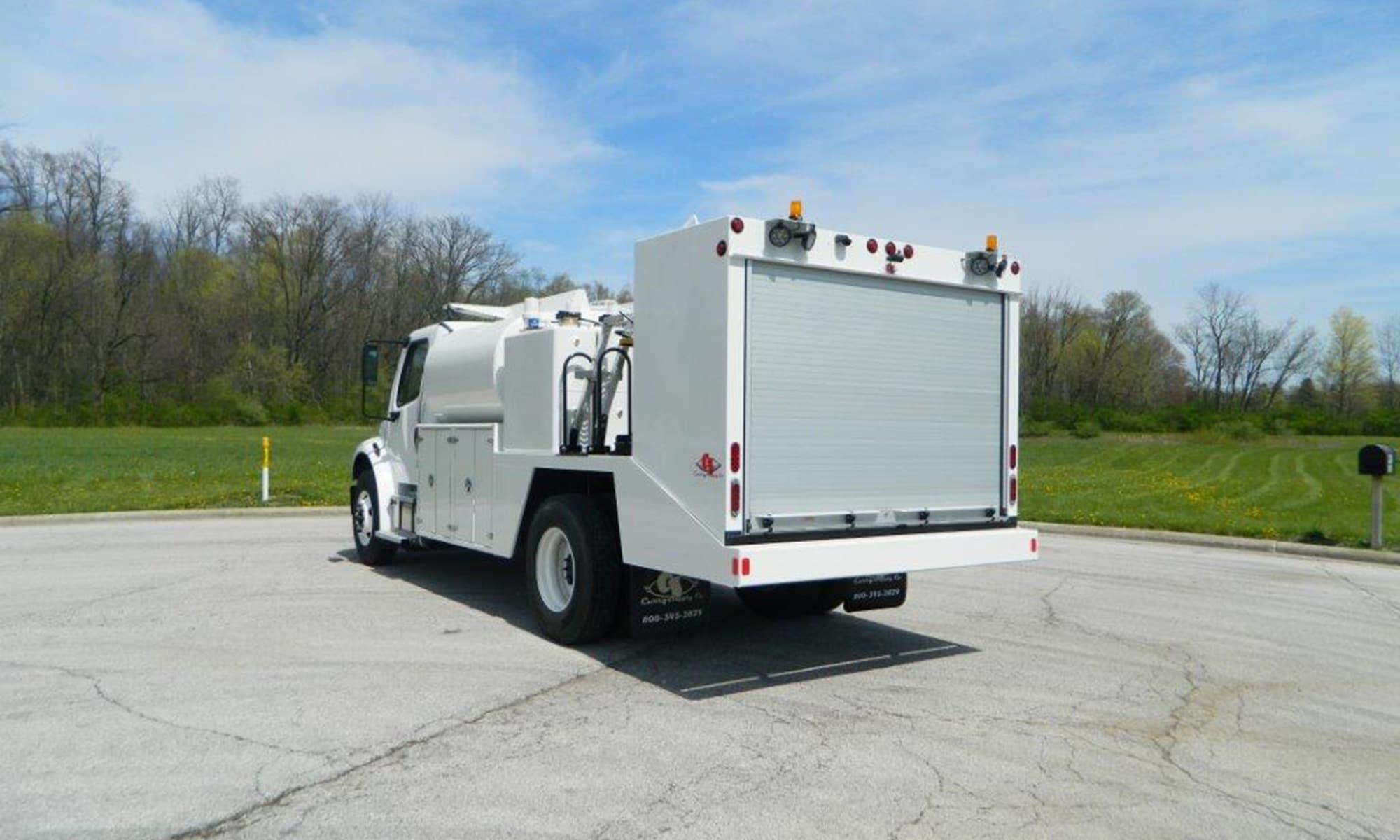 On-Road Open Fuel/Lube Trucks