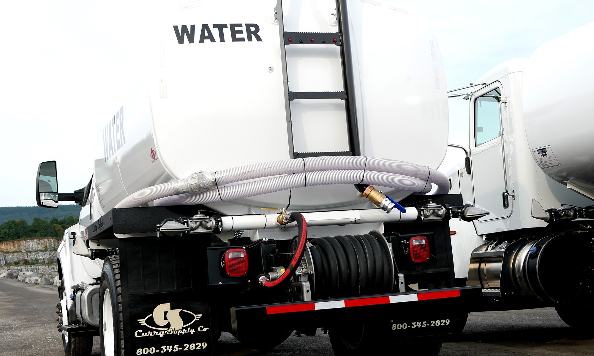 On-Road Water Trucks, Curry Supply Company