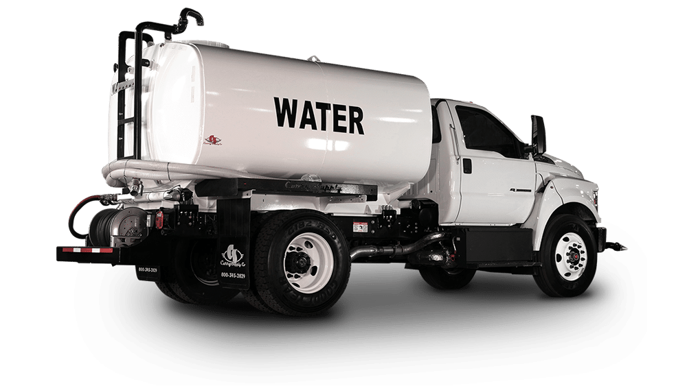 On Road Water Truck
