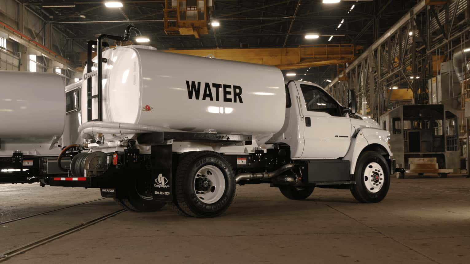 What are the uses of water trucks