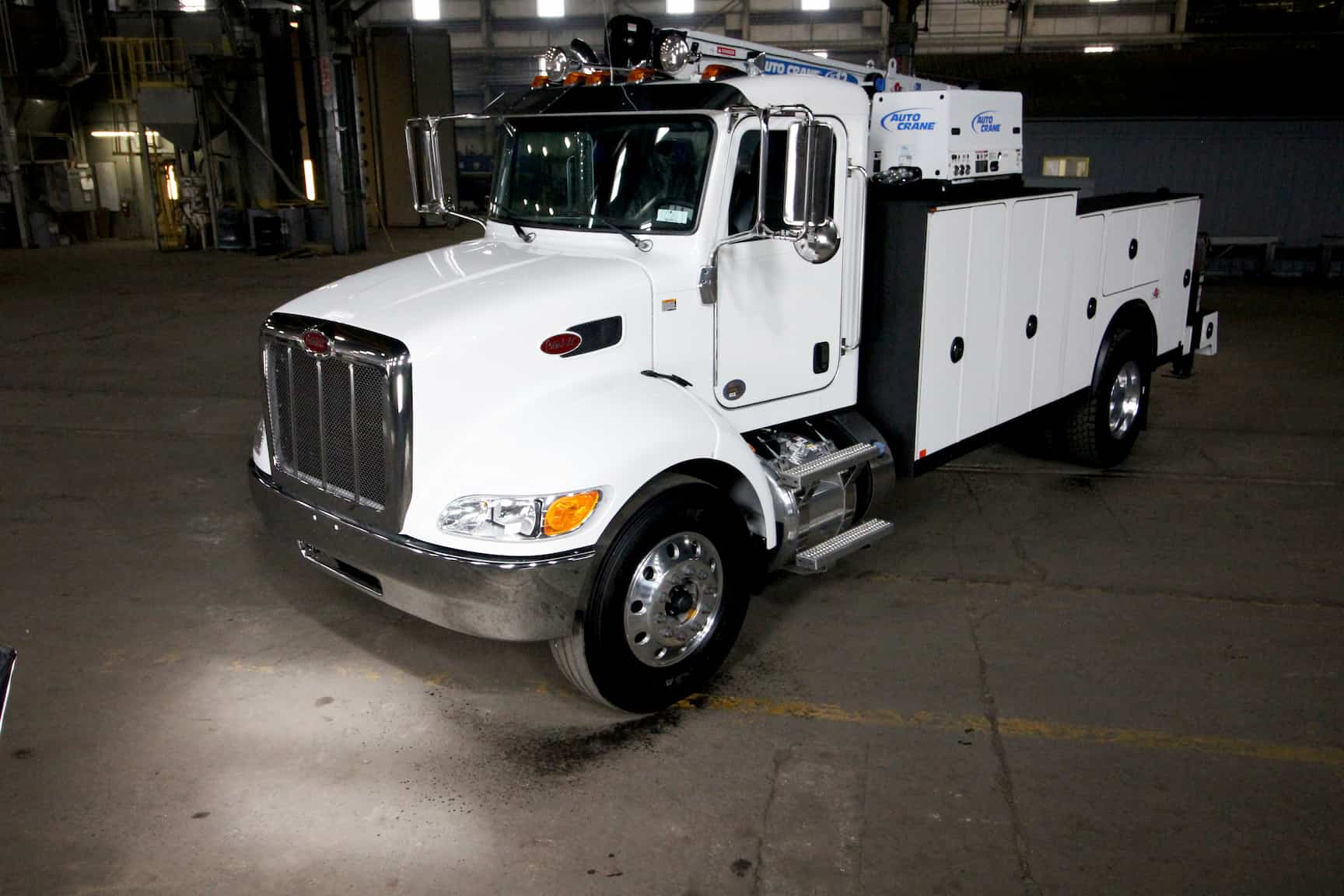 What are some misconceptions about service trucks