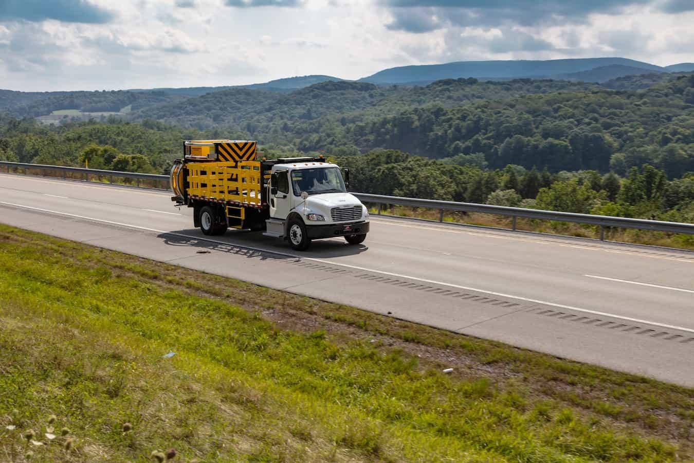 How do crash attenuator trucks keep us safe