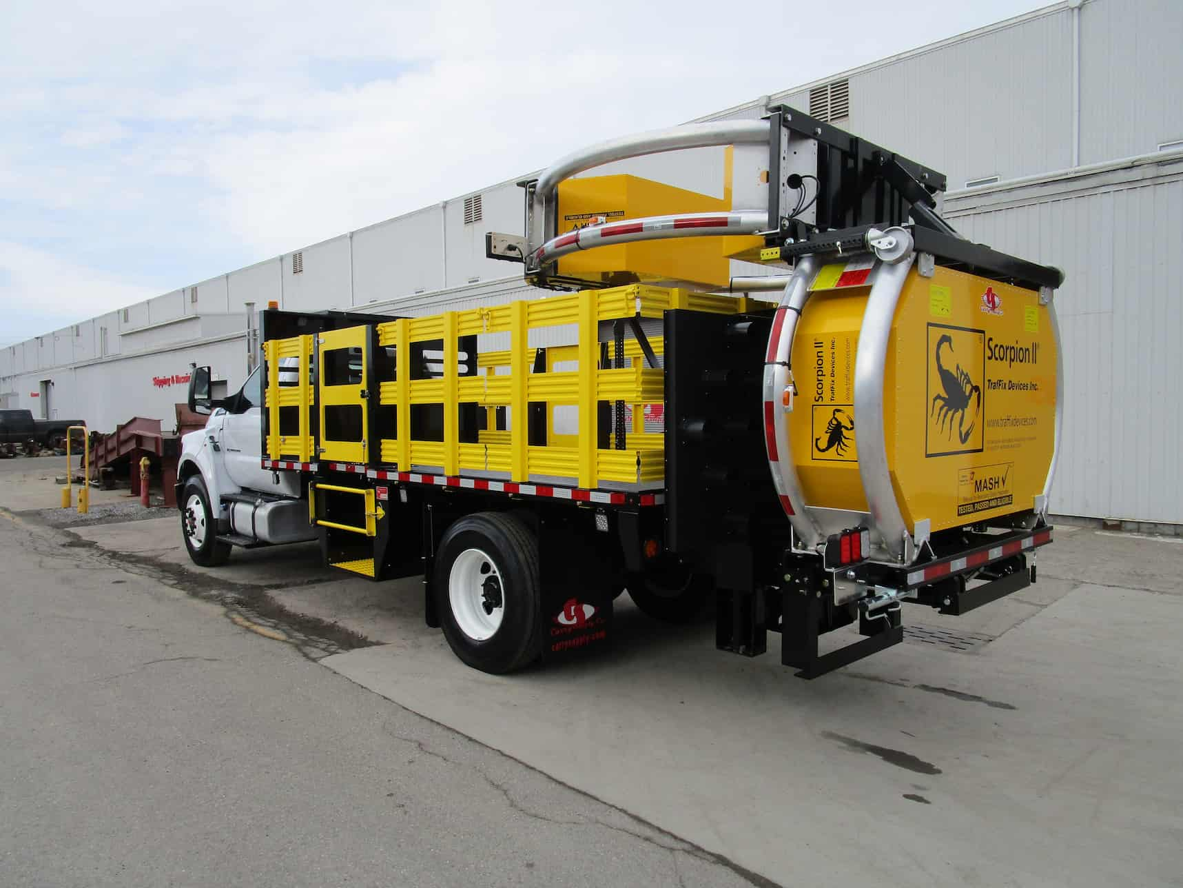 What Equipment Does a TMA Truck Need