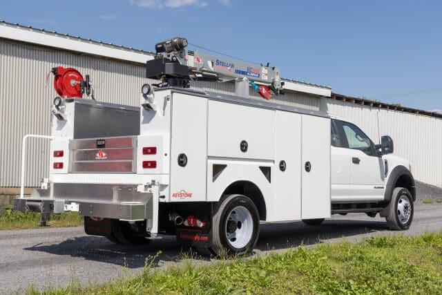 keystone mechanic service truck for sale