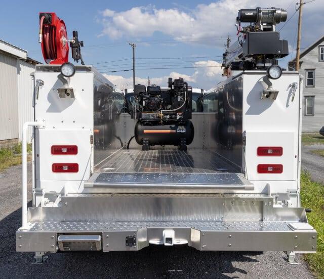 keystone mechanics service trucks for sale